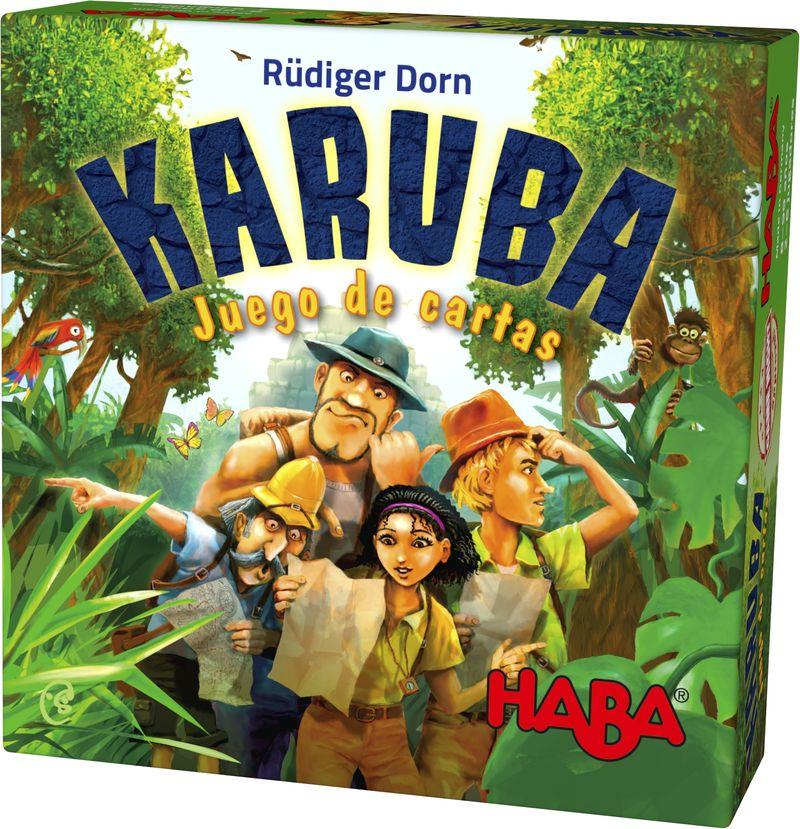 Karuba - Juego De Cartas R: 303803 -