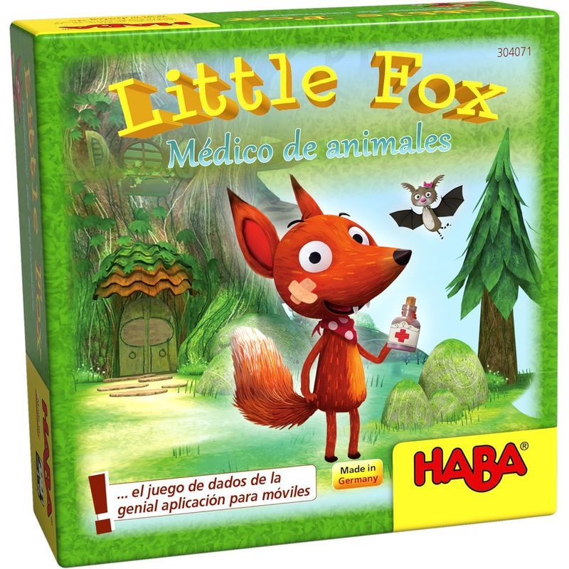 LITTLE FOX MEDICO DE ANIMALES R: 304071