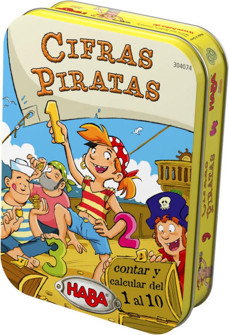 CIFRAS PIRATAS R: 304074