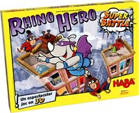 RHINO HERO SUPER BATTLE CATALAN