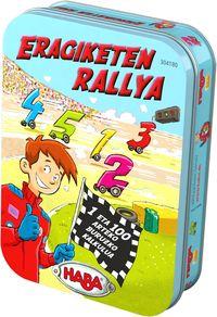 Eragiketen Rallya R: 304180 - 60