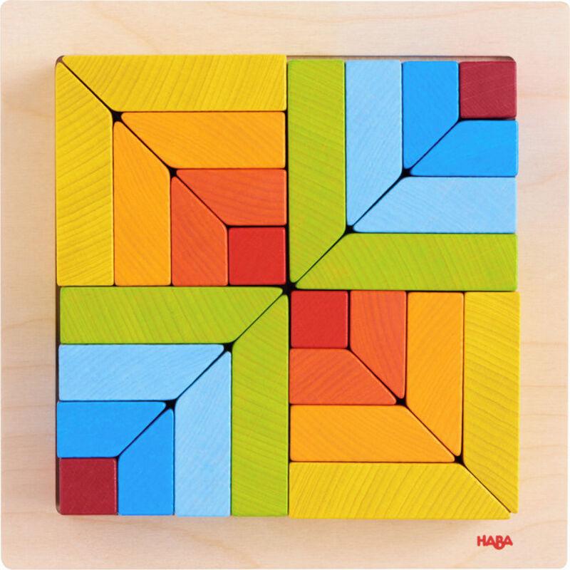 juego de composicion en 3d creative stones -