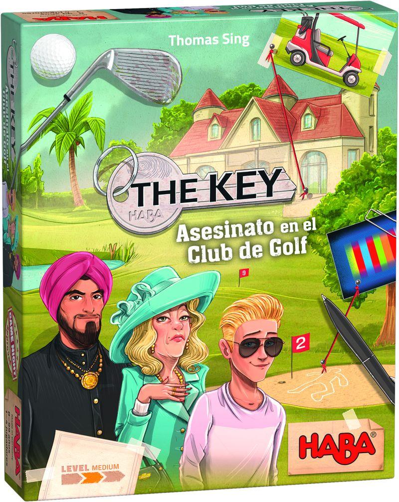 THE KEY * ASESINATO EN EL CLUB DE GOLF