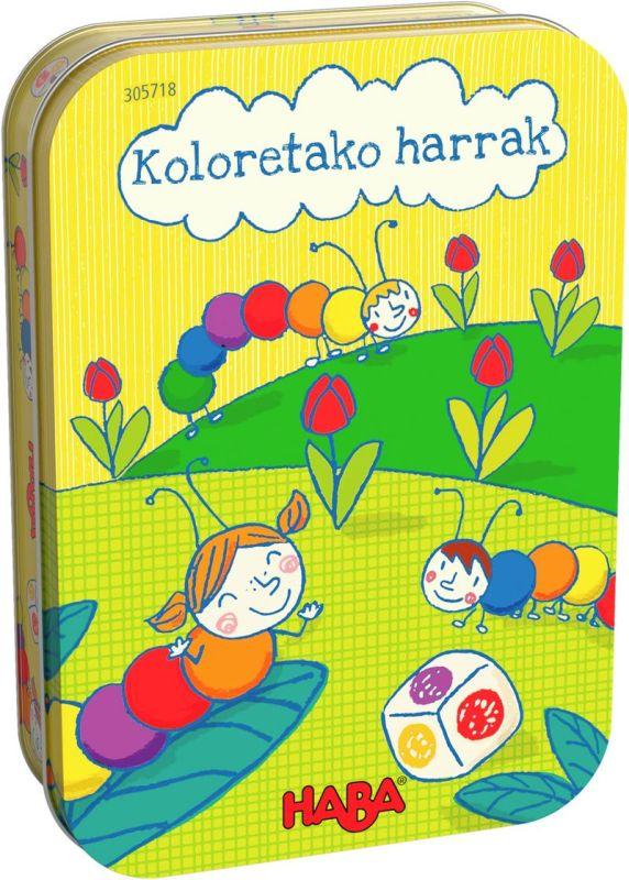 KOLORETAKO HARRAK