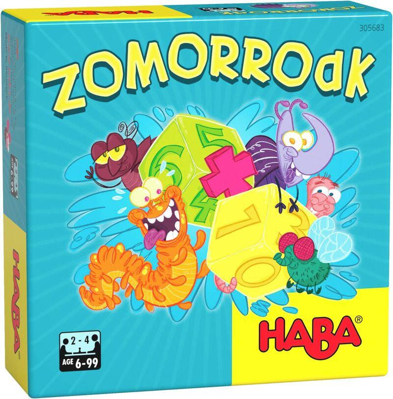 Zomorroak -