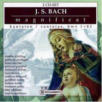 BACH: MAGNIFICAT (2 CD) * LEITNER / BERNARD / LEHMANN
