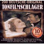 200 DEUTSCHE ORIGINAL TONFILMSCHLAGER (10 CD)
