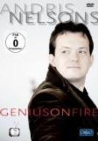 GENIUS ON FIRE (DVD)