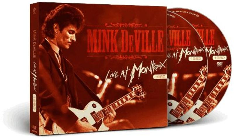 LIVE AT MONTREUX 1982 (+DVD)