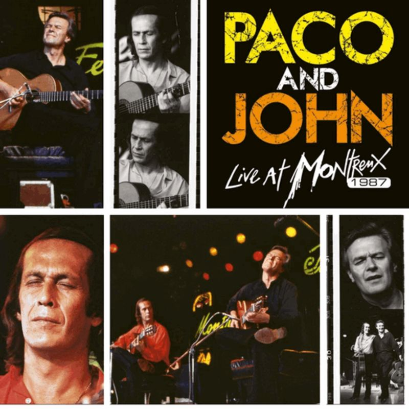 LIVE AT MONTREUX 1987 (2 CD+DVD) & JOHN MCLAUGHLIN