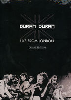 LIVE FROM LONDON (DVD+CD) (DELUXE EDITION)