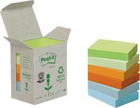 POST-IT PACK 24 BLOC NOTAS RECICLADAS 653 PASTEL R: FT510110396