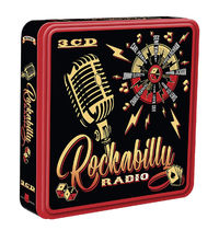 ROCKABILLY RADIO (3 CD)