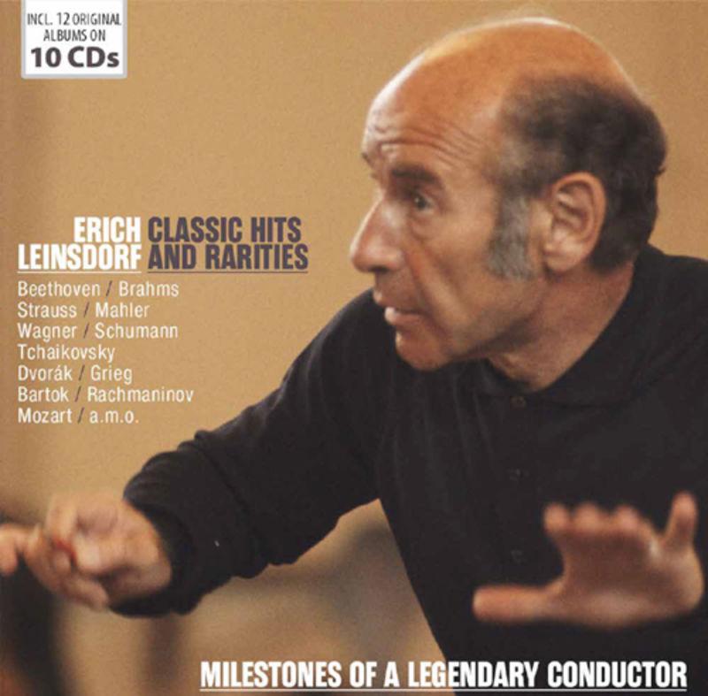 MILESTONES OF A LEGENDARY CONDUCTOR (10 CD)