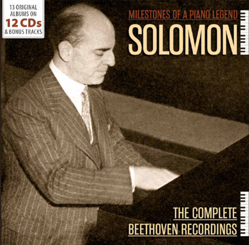 THE COMPLETE BEETHOVEN RECORDINGS (10 CD)