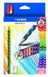 C / 36 Lapices Colores Groove Slim + Sacapuntas Lyra R: 2821360 -