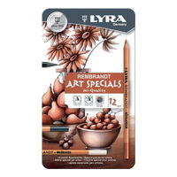C / 12 LAPICES LYRA REMBRANDT ART SPECIALS C / METAL R: 2001123