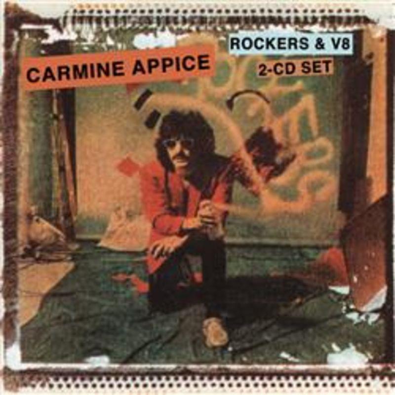 ROCKERS & V8 (2 CD)