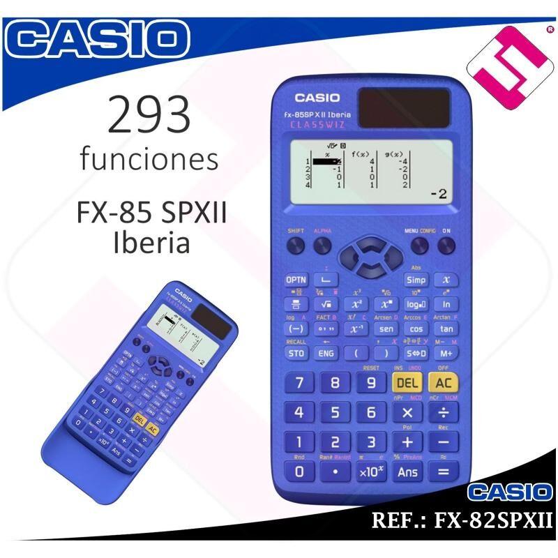 CALC. CIENT. FX85 SPX II