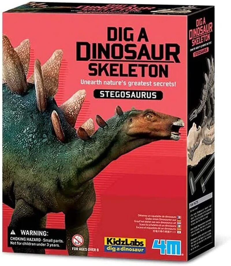 4m - Dino Stegosaurus R: 004m3229 -