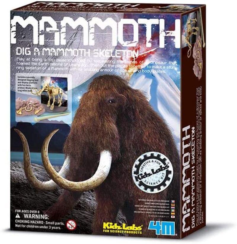4m - Dino Mammoth R: 004m3236 -