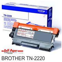 TONER BROTHER NEGRO R: TN2220