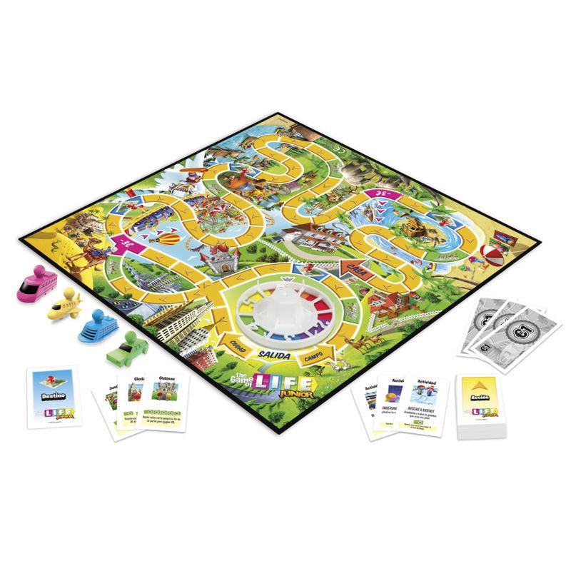 game of life junior -