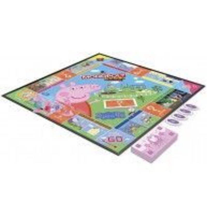 monopoly junior peppa pig -