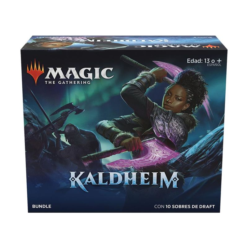 kaldheim bundle -