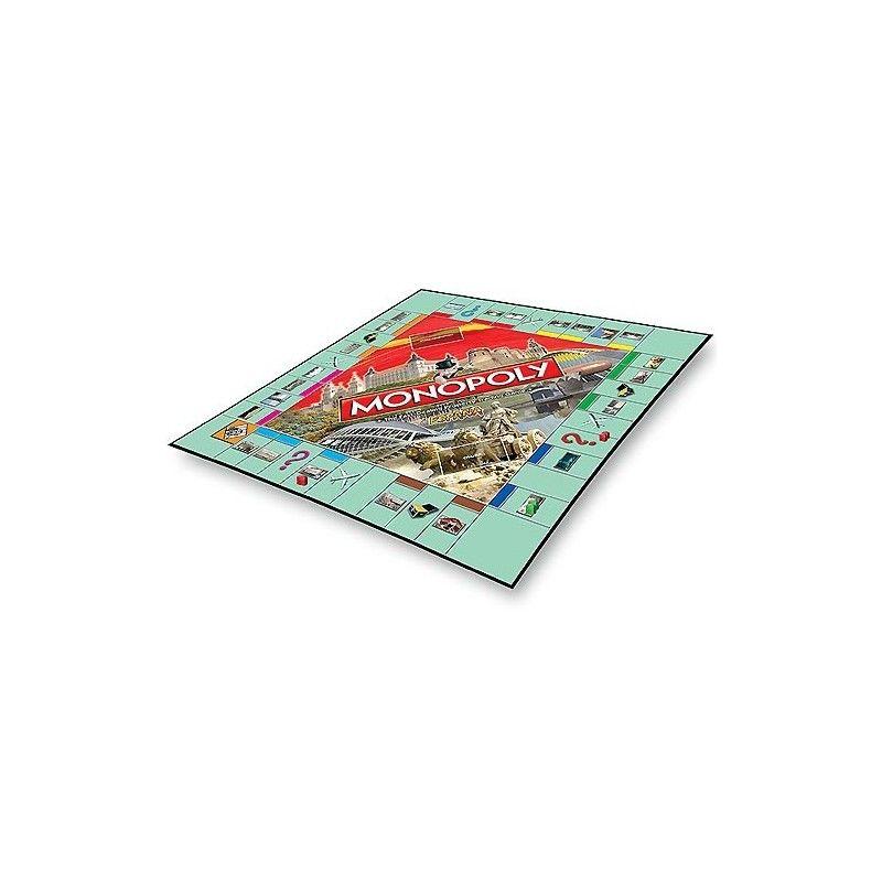 MONOPOLY ESPAÑA R: 01610105