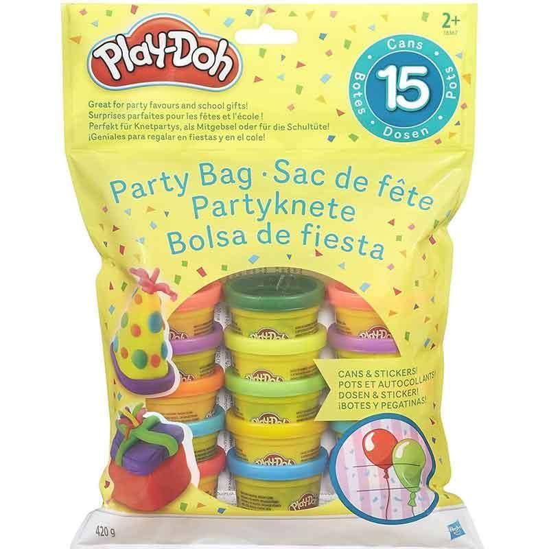 PLAY DOH * BOLSA DE 15 MINI POTES