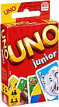 CARTAS UNO * UNO JUNIOR R: 52456-0