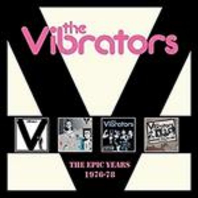 THE EPIC YEARS 1976-78 (4 CD)