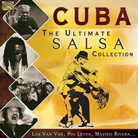 CUBA, ULTIMATE SALSA COLLECTION (2 CD)