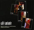 CAFE CANTANTE (4 CD)