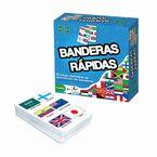 JUEGO DE CARTAS BANDERAS RAPIDAS R: 31643422