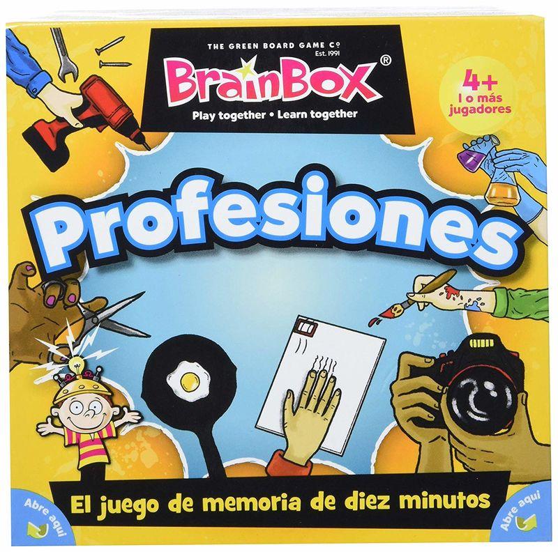 BRAINBOX PROFESIONES R: 31693423
