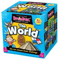 JUEGO DE MEMORIA THE WORLD INGLES