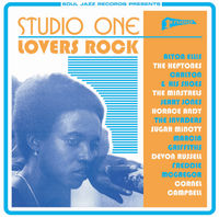 (2LP) STUDIO ONE LOVERS ROCK