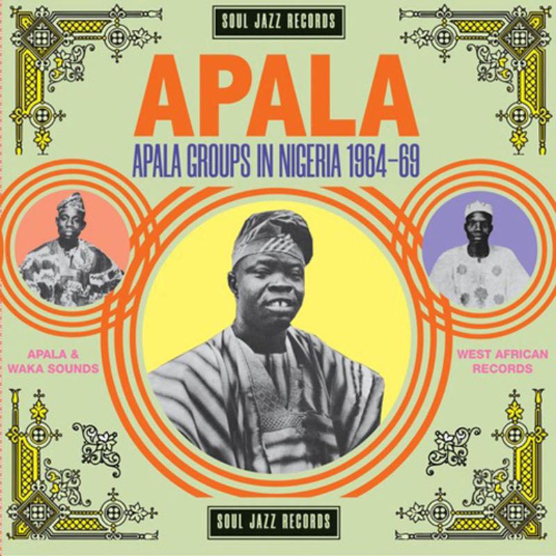 apala, apala groups in nigeria 1967-70 - Varios