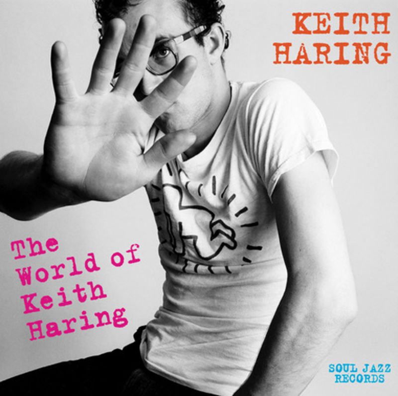 THE WORLD OF KEITH HARING (2 CD)