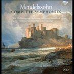 MENDELSSOHN: SYMPHONIES COMPLETE (7 CD) * WOLFGANG SAWALLISCH