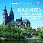 BRAHMS: CHORAL WORKS (6 CD+CDROM) * NICOL MATT