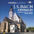 BACH: CHORALES (6 CD+CDROM) * NICOL MATT