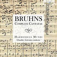 BRUHNS: COMPLETE CANTATAS (2 CD)