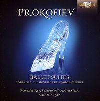 PROKOFIEV: BALLET SUITES * ARNOLD KATZ