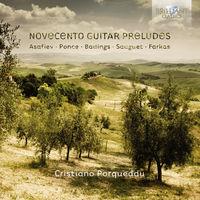 NOVECENTO GUITAR PRELUDES (3 CD)
