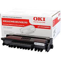 TONER OKI MB 280 / 290 R: 01239901