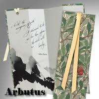 BOOKMARK - ARBUTUS