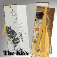 BOOKMARK - THE KISS